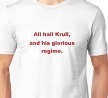 All Hail Krull Unisex T-Shirt
