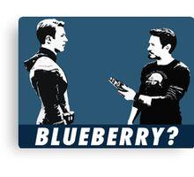 Blueberry? Canvas Print