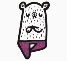 Yogi Bear- Vrikshasana Kids Tee