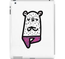 Yogi Bear- Vrikshasana iPad Case/Skin