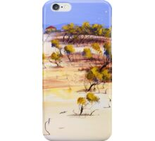 On the boundary iPhone Case/Skin