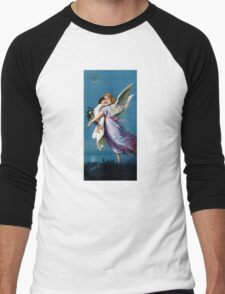 Angel of Peace Vintage Poster Restored T-Shirt