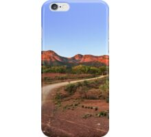 Outback Trail iPhone Case/Skin