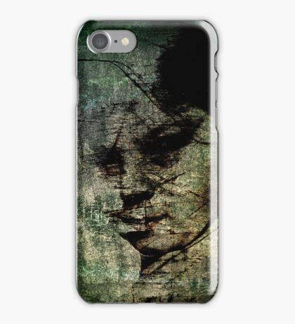 'no man is rich enough to buy back his past' Oscar Wilde iPhone Case/Skin