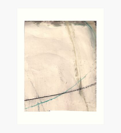 between us Art Print