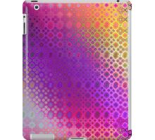 Hippie Pattern (purple) iPad Case/Skin