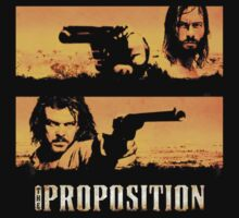 The Proposition - Charlie Burns & Arthur Burns by capncrunch311
