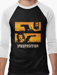 The Proposition - Charlie Burns & Arthur Burns Men's Baseball ¾ T-Shirt