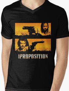 The Proposition - Charlie Burns & Arthur Burns Mens V-Neck T-Shirt