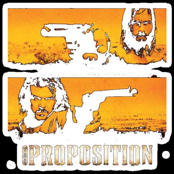 The Proposition - Charlie Burns & Arthur Burns by capncrunch311