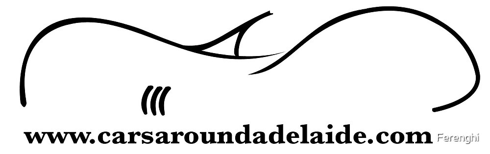 Cars around Adelaide Logo by Ferenghi