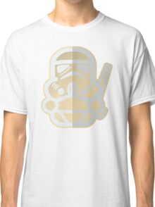 Cartoon Stormtrooper Star Wars Classic T-Shirt