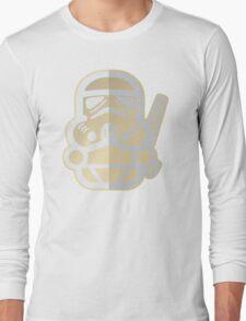 Cartoon Stormtrooper Star Wars Long Sleeve T-Shirt