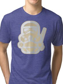 Cartoon Stormtrooper Star Wars Tri-blend T-Shirt