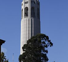 the Many Sides of Coit Tower by fototaker