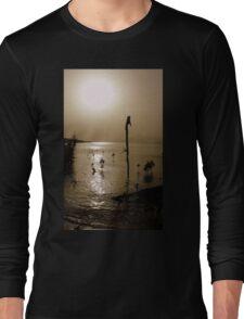 sunset delight Long Sleeve T-Shirt