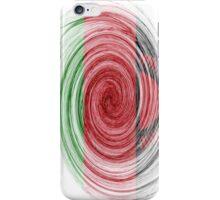 Malawi Twirl iPhone Case/Skin