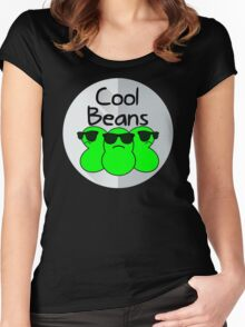 Cool Bean Women's Fitted Scoop T-Shirt