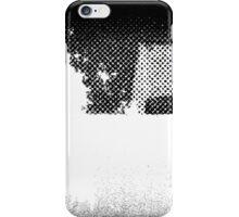 PRINT – Halftone screen 1 iPhone Case/Skin