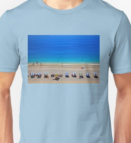 Egremni beach - Lefkada island Unisex T-Shirt