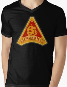 C-Bucs Mens V-Neck T-Shirt
