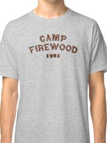Camp Firewood Classic T-Shirt