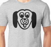 Cocker Spaniel Head Unisex T-Shirt