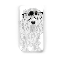 Clever dog Samsung Galaxy Case/Skin