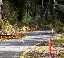 Road Closed 2 by Ben Breen