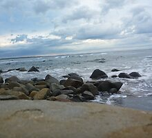 Beach along Cape Paterson - Inverloch Rd. by James Dunshea