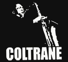 COLTRANE BLACK MENS Kids Tee