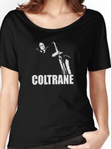 COLTRANE BLACK MENS Women's Relaxed Fit T-Shirt