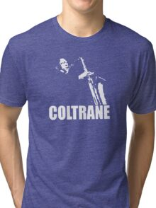 COLTRANE BLACK MENS Tri-blend T-Shirt