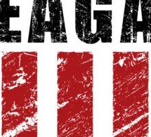 Reagan Patriot Shield Sticker