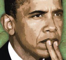 Obama Crony Capitalism Sticker