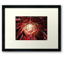 Razor Edge Framed Print
