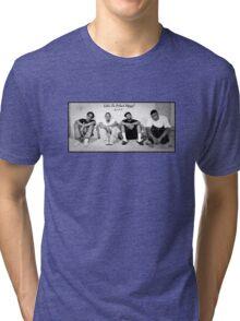 Black Hippy! Tri-blend T-Shirt