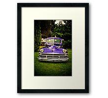 1946 Chrysler Framed Print