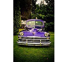 1946 Chrysler Photographic Print