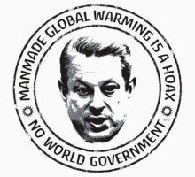 Manmade Global Warming Hoax by morningdance