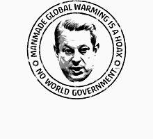 Manmade Global Warming Hoax Unisex T-Shirt