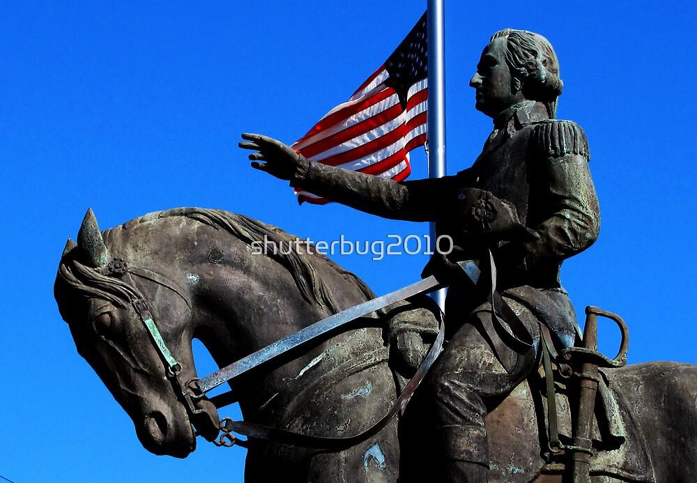 George Washington by shutterbug2010