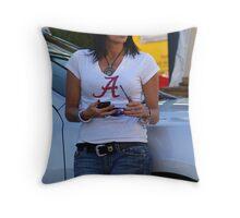 Modern Belle Throw Pillow