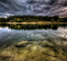 Above and Below by Bob Larson