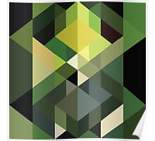 Abstract Pattern No. 11 Poster