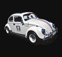 Herbie the Volkswagen (Replica) Kids Clothes
