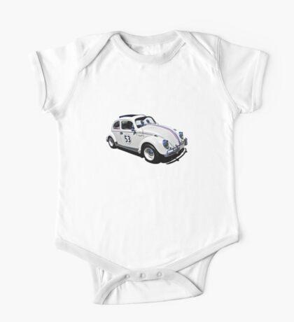 Herbie the Volkswagen (Replica) One Piece - Short Sleeve