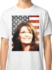 Sarah Palin Patriot Classic T-Shirt