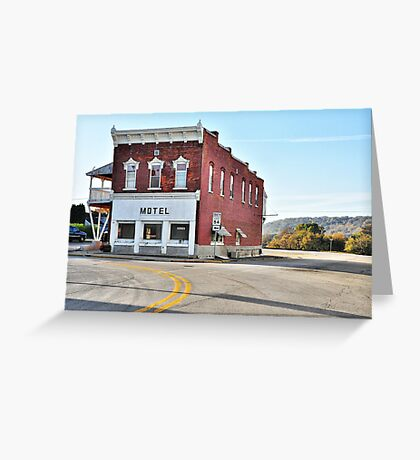 Jefferson Street Greeting Card