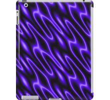 Scales Pattern (purple) iPad Case/Skin